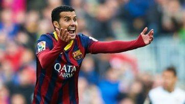 Педро не намерен покидать «Барселону» зимой