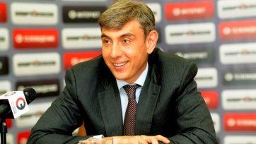 Галицкий: «Мы уже подписали одного футболиста, но пока его имя не придается огласке»