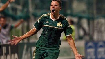 Нападающий сборной Швеции может продолжить карьеру в России