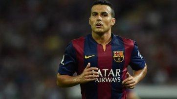 Руководство «Барселоны» заблокировало трансфер Педро Родригеса