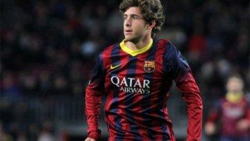 «Сток Сити» интересуется полузащитником «Барселоны»