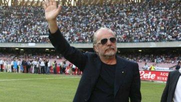 Аурелио де Лаурентис: «Мы вернем «скудетто» в Неаполь»