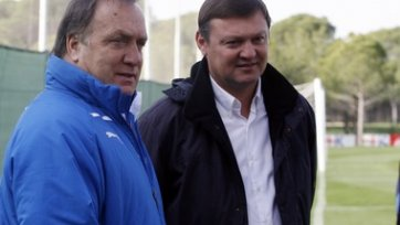 Киевское «Динамо» отменило товарищеский матч с «Краснодаром»