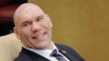 Николаю Валуеву не нравятся зарплаты российских футболистов