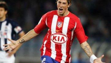 Первый матч за «Атлетико» Фернандо Торрес проведет 7-го января
