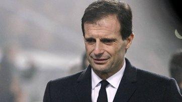 Массимилиано Аллегри: «Юве» должен думать о большем, нежели просто об очередном «скудетто»