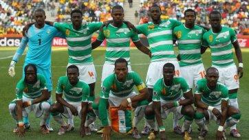В Кот-д'Ивуаре нашли деньги на Кубок африканских наций