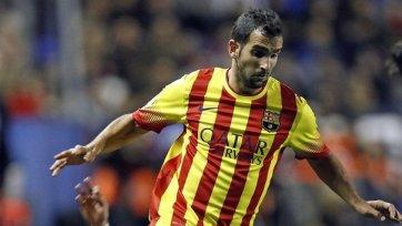 «Барселона» требует за Монтойю 20 млн. евро, «Юве» платить не хочет