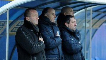 «Черноморец» покинули сразу трое тренеров