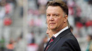 Луис ван Гааль недоволен календарем Премьер-Лиги