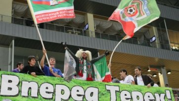 Рамзан Кадыров намерен усиливать «Терек»