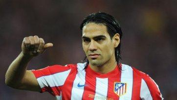 Фалькао рассказал, почему и как покинул «Атлетико»