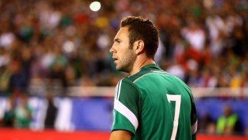 «Интер» проявляет интерес к хавбеку сборной Мексики