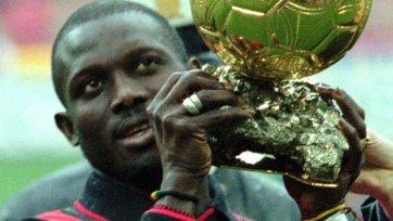 Джордж Веа выбран в качестве сенатора Либерии