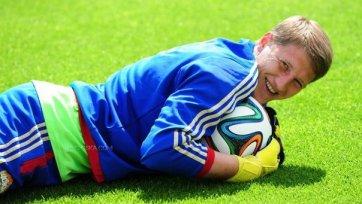 Несмотря на отсутствие игровой практики Чепчугов не уйдет из ЦСКА