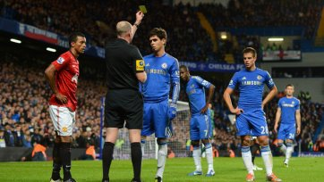 Игроки «Челси» - лидеры топа симулянтов
