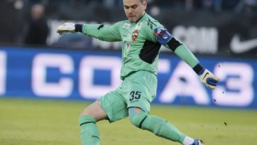 Игоря Акинфеева не смущает его антирекорд в Лиге чемпионов