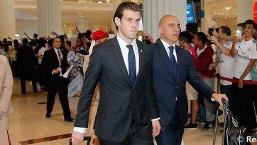 Мадридский «Реал» уже в Дубае