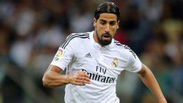 Сами Хедира до конца сезона «Реал» не покинет