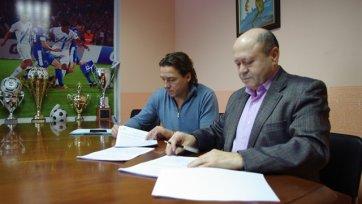 Сергей Юран официально стал тренером «Балтики»