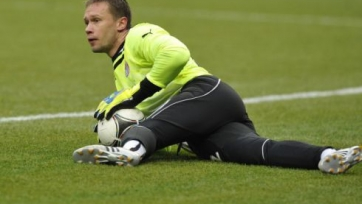 Сергей Нарубин остался без команды
