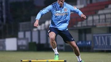 Фернандо Торрес уже тренируется в Мадриде