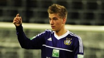 Дортмундская «Боруссия» интересуется полузащитником «Андерлехта»