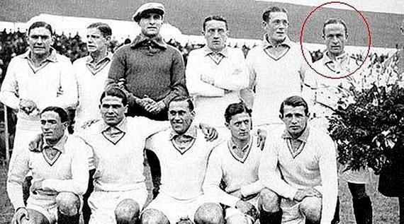 Власть и футбол. Алекс Виллаплан: капитан сборной Франции и ...гестапо