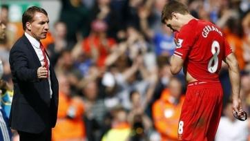 Роджерс: «Тяжело найти слова, чтобы описать важность Джеррарда для «Ливерпуля»