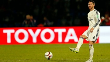 Серхио Рамос рискует пропустить дуэль с «Валенсией»