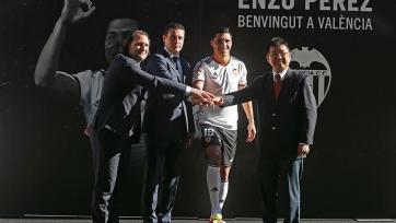 Руфете: «В лице Переса мы приобрели топ-футболиста»
