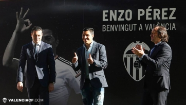Сальво: «Энцо Перес заставит команду расти»
