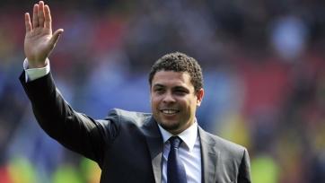 Роналдо назвал лучшую, по своему мнению, сборную за всю историю футбола