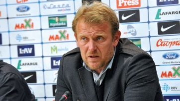 Роберт Просинечки ставит амбициозные цели перед сборной Азербайджана