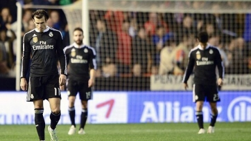 «Валенсия» остановила «Реал» и обострила борьбу за чемпионство