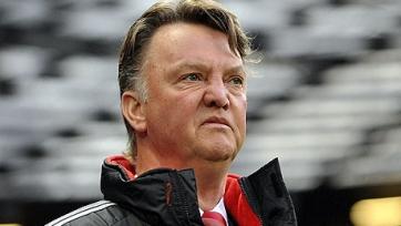 Луи ван Гаал хочет выиграть Кубок
