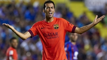 Серхио Бускетс считает, что «Барселоне» не хватает тактического разнообразия