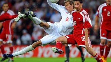 «Сток Сити» хочет продлить контракт Питера Крауча