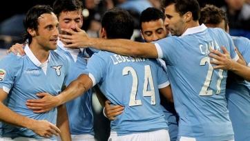 «Лацио» не оставил шансов «Сампдории»