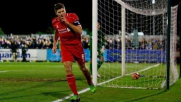 Брендан Роджерс недоволен игрой «Ливерпуля»