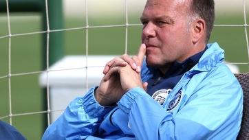 Хенк ван Стее назначен и.о. спортивного директора «Зенита»