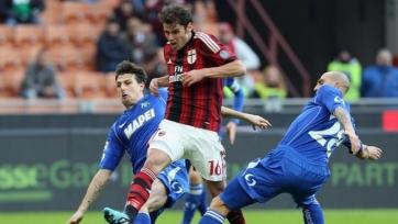 Урок антифутбола от «Милана» в матче с «Сассуоло»