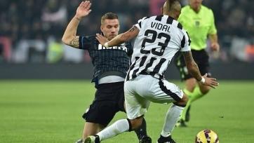 «Интер» отобрал очки у «Ювентуса»