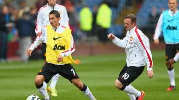 Ди Мария: «Руни очень голоден до побед, он относится к футболу со страстью»