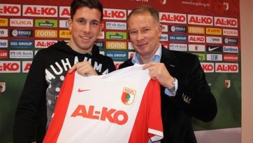 Хёйбьерг продлил контракт с «Баварией» и был отдан в аренду