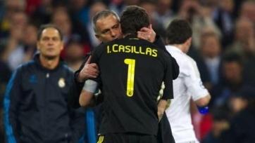 Касильяс: «Как тренер Анчелотти лучше Моуринью»