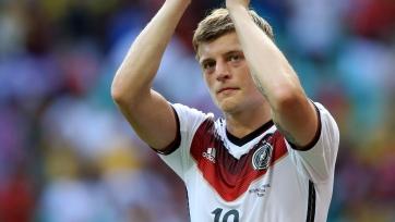 Немецкие болельщики признали Крооса лучшим футболистом Германии-2014