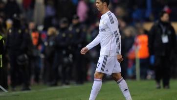 Анчелотти: «Матч с «Эспаньолом» Роналду начнет в старте»