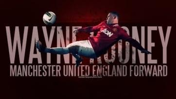Уэйн Руни – лучший игрок сборной Англии в минувшем году