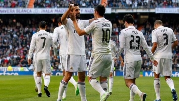 «Реал» уложил на лопатки «Эспаньол»